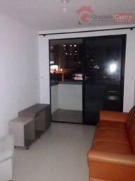 Apartamento na Ponta da Areia com 1 quarto
