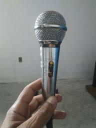 Microfone pra carroque