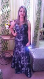 Vestido de Festa Elegante!