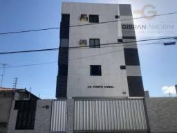 Apartamento para alugar com 1 dormitórios em Camboinha, Cabedelo cod:13604