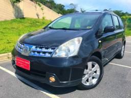 Nissan Livina SL 1.8 16V Flex Fuel Aut