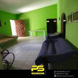 Casa com 4 dormitórios para alugar, 320 m² por R$ 20.000/temporada - Camboinha - Cabedelo/
