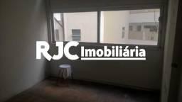 Apartamento à venda com 1 dormitórios em Centro, Rio de janeiro cod:MBAP10444