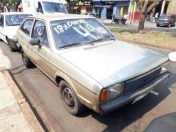GOL 1986/1986 1.6 LS 8V ÁLCOOL 2P MANUAL