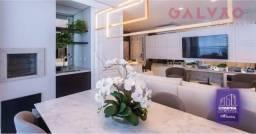 Apartamento à venda com 3 dormitórios em Alto da glória, Curitiba cod:AP37646
