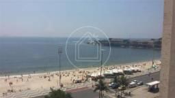 Apartamento à venda com 1 dormitórios em Copacabana, Rio de janeiro cod:881234