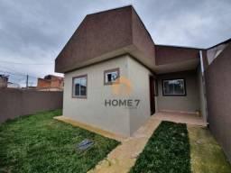 Casa com 2 dormitórios à venda, 43 m² por R$ 160.000,00 - Tatuquara - Curitiba/PR