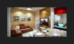 Apartamento à venda com 2 dormitórios em Bela vista, Macaíba cod:AP0015