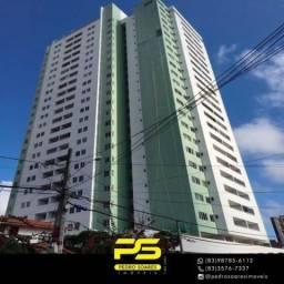 Apartamento com 3 dormitórios à venda, 93 m² por R$ 450.000 - Miramar - João Pessoa/PB
