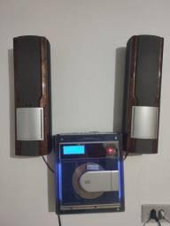 Rádio Vintage Antigo
