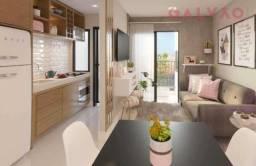Apartamento à venda com 2 dormitórios em Cidade industrial, Curitiba cod:AP36201