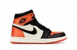 Nike Air Jordan 1 High Laranja