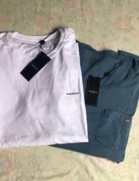 Camisetas básicas masculina