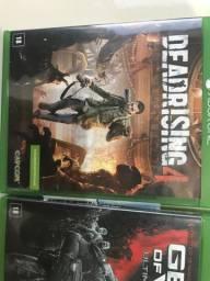Jogo Xbox one vendo ou troco