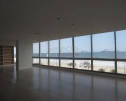 Apartamento de 330 m², lindo, na parte mais nobre e valorizada da Av. Vieira Souto, junto