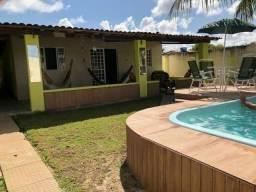 ATENÇÃO: SÓ VENDA! Linda casa com piscina em Catuama, Ponta de Pedras
