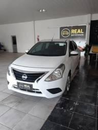 Nissan Versa 1.6 S Flex 2018/2018 - 2018