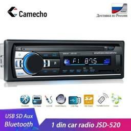 R$109 reais Rádio bluetooth