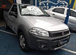 Fiat Strada 1.4 Mpi Hard Working cs 8v - 2017