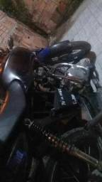 Vendo moto fan - 2008
