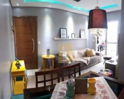Apartamento com 2 dormitórios para alugar, 50 m² por R$ 950,00/mês - Jardim São Miguel - F