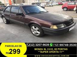 CHEVROLET MONZA SL 2.0 4P   - 1991