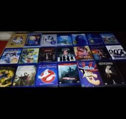 DVDs e BLU-RAYs para venda ou troca
