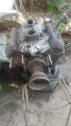 Vendo ou troco motor vortec v6 blazer - 1997