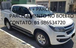 Chevrolet S10 2.5 Lt *Parcelamos - 2017