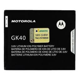 Bateria motorola moto g4 play/moto g5/ Gk 40 a pronta entrega