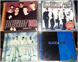 Backstreet Boys Cds comprar usado  Rio de Janeiro