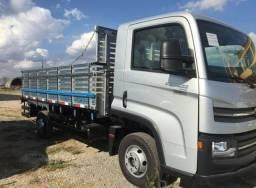 Caminhão Vw 11-180 19/19 carroceria único dono