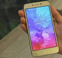 Smartphone Lenovo Vibe K6 Plus 32GB Dourado - Dual Chip 4G 16MP + Selfie 8MP Tela 5,5