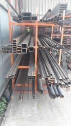 Metalon e tubos