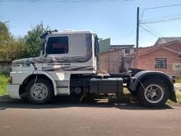 Scania 112 91 vendo ou troco por caminhão 3/4