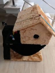 Casa pet para gato