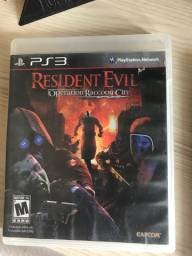 PS3 Resident Evil: Operation Raccon City