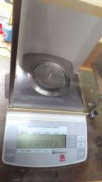 Balança analítica ohaus, ar2140, 210g x 0.0001g
