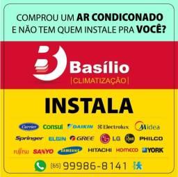 Ar condicionado, instalação e manutenção