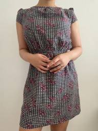 Título do anúncio: vestido miss b seminovo