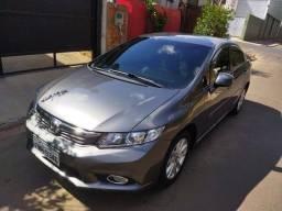 Título do anúncio: Honda Civic lxs1.8 flex 16v mecânico 2014 102.600 km