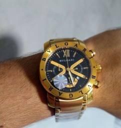 Título do anúncio: Relógio Bvlgari Linha Premium AAA+