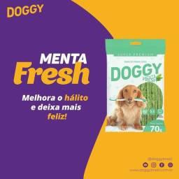 PALITINHO DOGGY MENTA FRESH 70g
