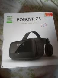 Troco Óculos Virtual BOBO VR Z5 por celular