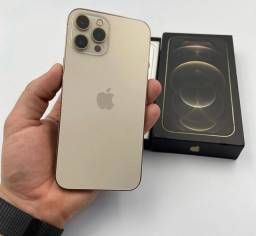 Título do anúncio: iPhone 12 Pro Max 128gb Gold