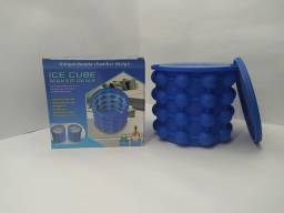 Mini balde de Gelo em silicone  ice Magic  cube