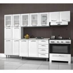 Cozinha Completa Criativa MXII com balcão (SM)