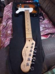 Título do anúncio: 3 Guitarras Telecaster top.... escolha a sua!!!