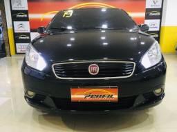 Fiat Grand Siena Atractive 1.4 2019 Flex+Gnv (Aprovamos por Telefone Sem Burocracia)