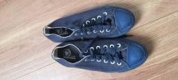 Título do anúncio: Tênis Cavaleira Azul Marinho Original